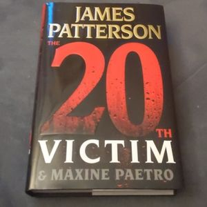 The 20th Victim by James Patterson... (Hardcover)